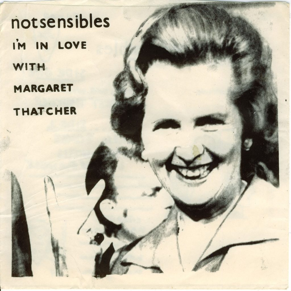 I'm in Love with Margaret Thatcher cover