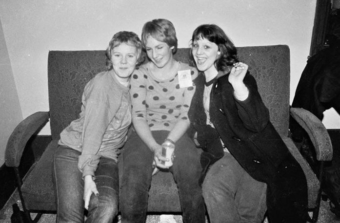 Notsensibelles - Inger, Christina & Lady B