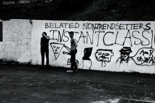 Graffiti - Manchester Rd